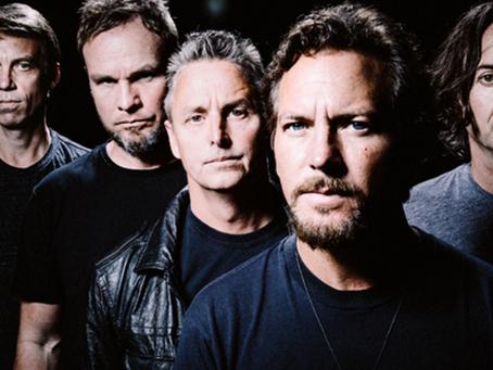 Pearl Jam anuncia gira europea para 2020