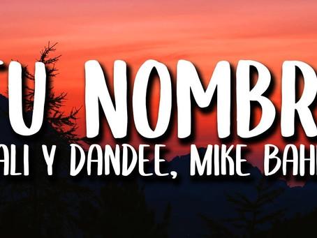 Cali Y El Dandee con Mike Bahía
