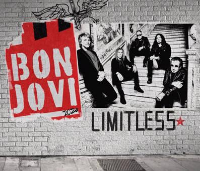 Bon Jovi adelanto de su nuevo disco