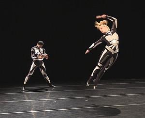 The Berkeley Dance Installation