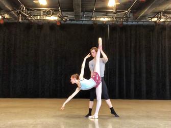 Dancing Through COVID-19