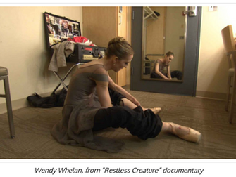 Review of Kathryn Roszak's Interview with Wendy Whelan and Victoria Morgan in Artsmeme