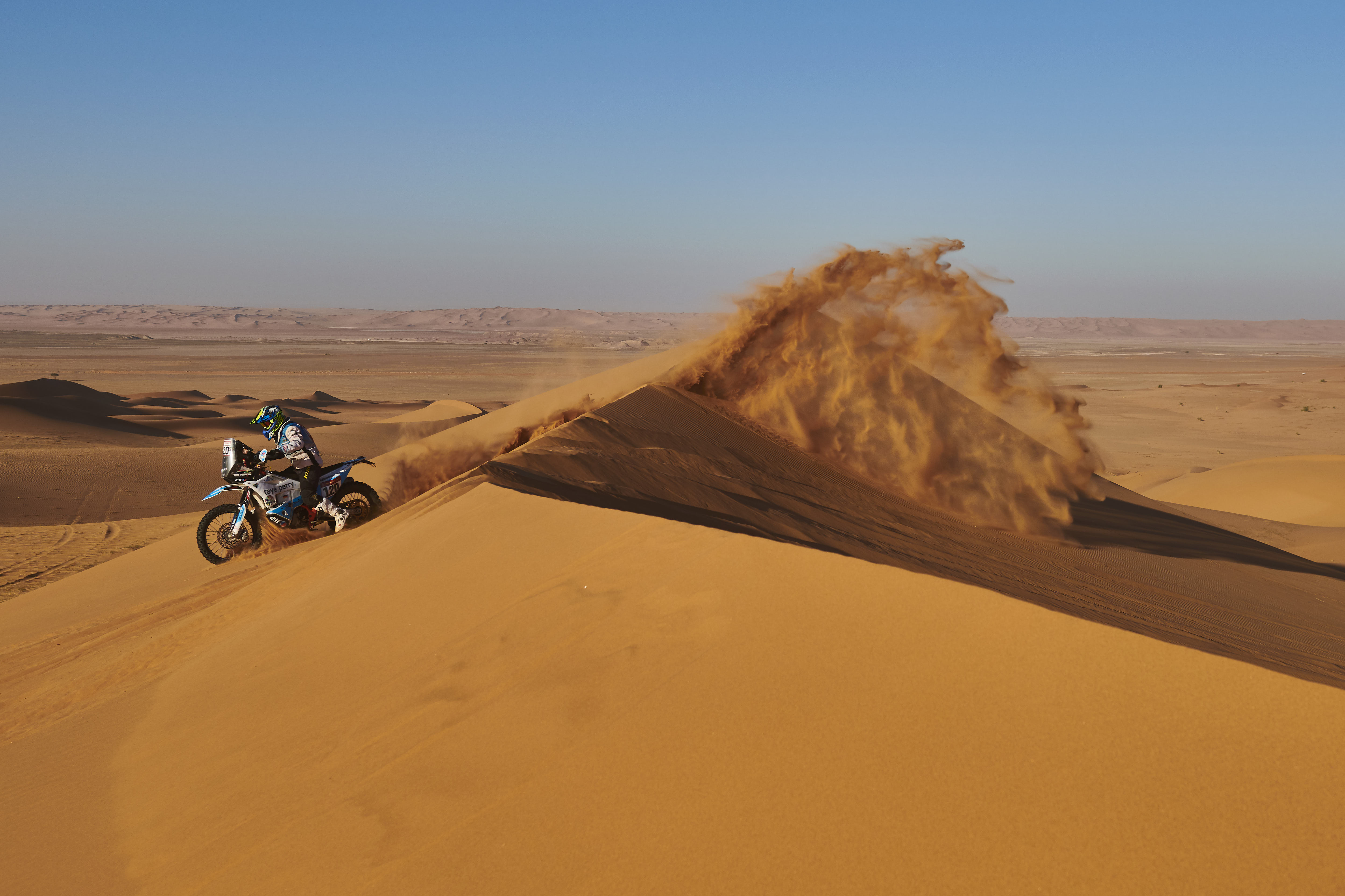 Dunes with Taye Perry