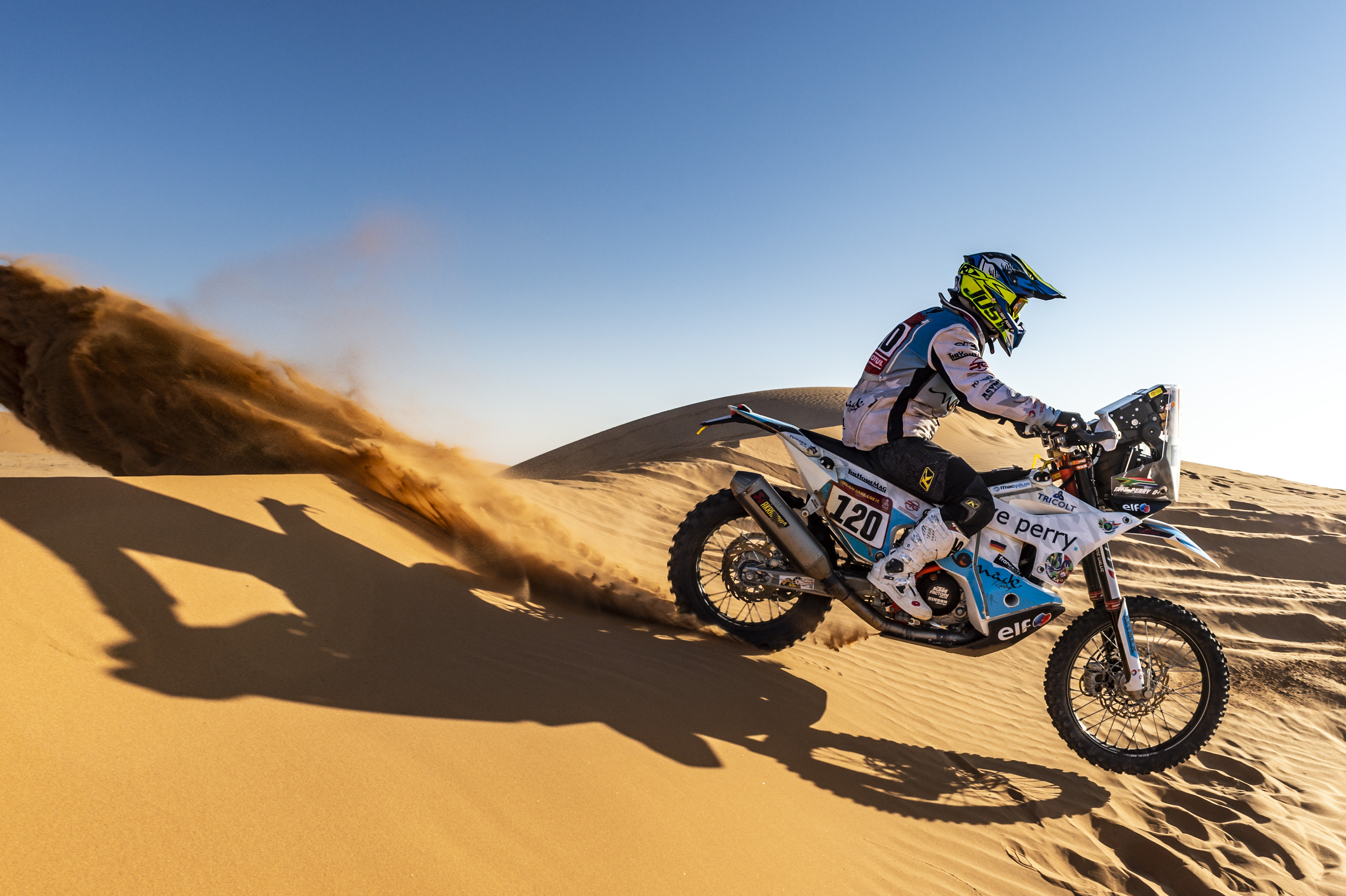 More Dunes with Taye Perry