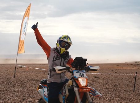 Taye Qualifies for Dakar 2020 - The Nitty Gritty Details