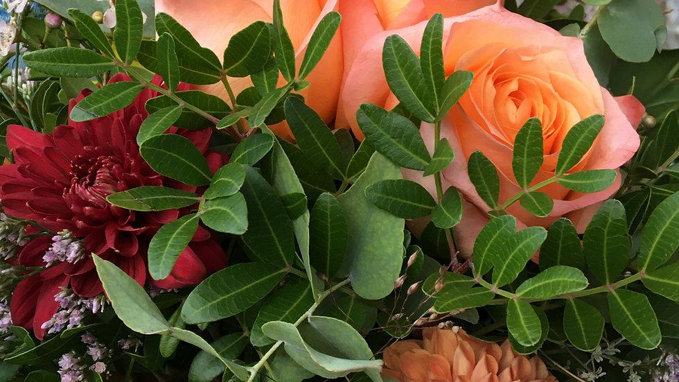 Rosenstrauss orange