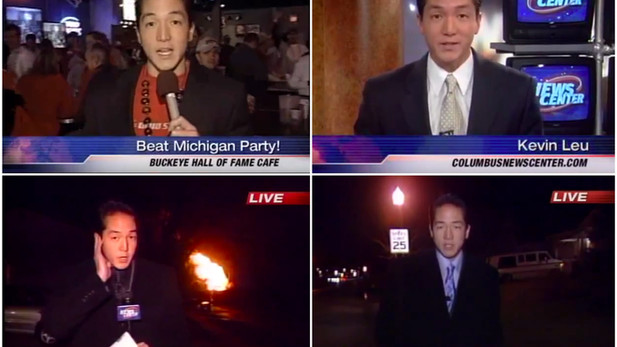 My career as a journalist and news anchor