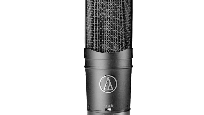Audio Technica AT4050 Cardioid Condenser Microphone Multi-Directional Selective
