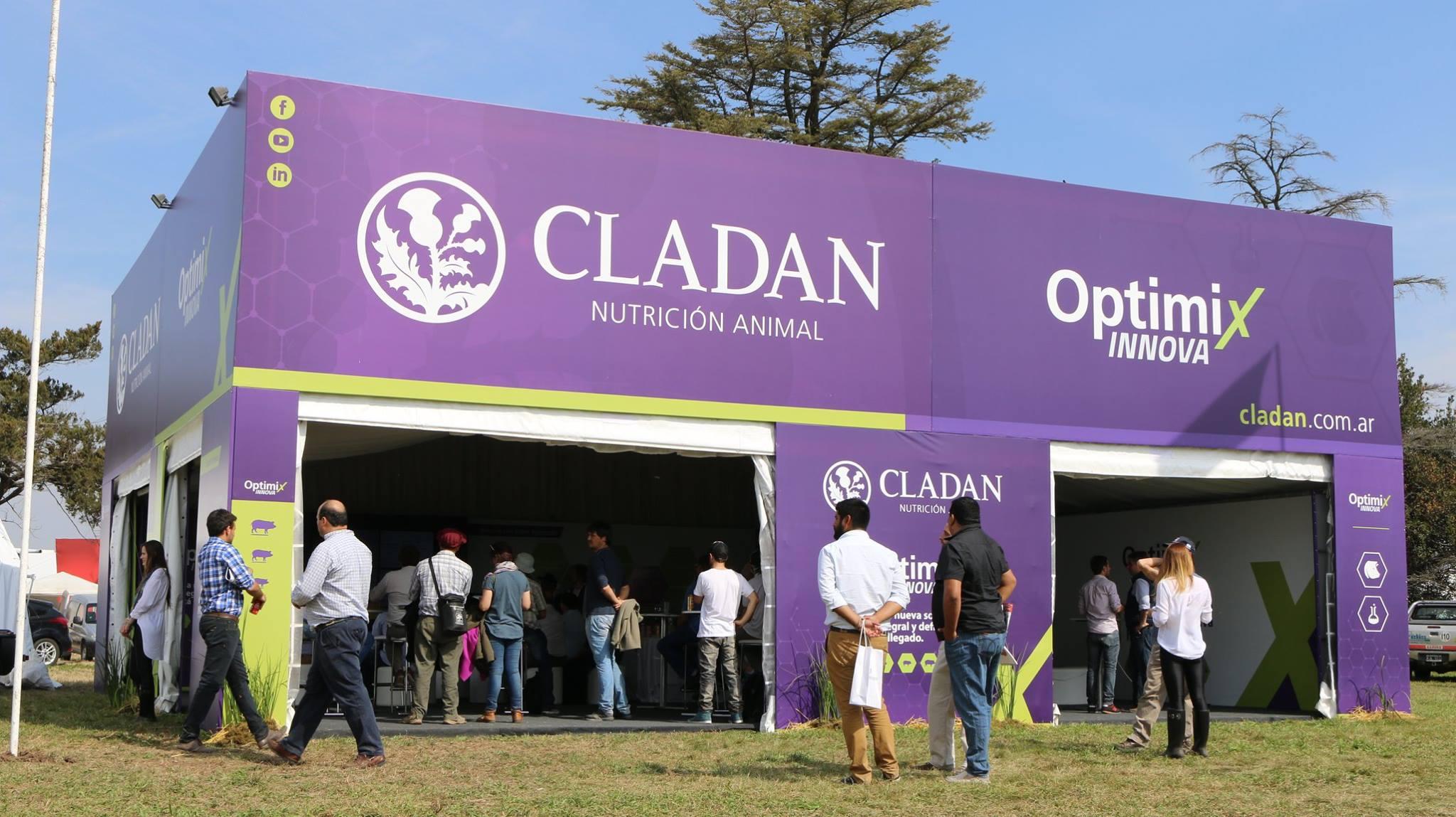 Stand Cladan Fericerdo