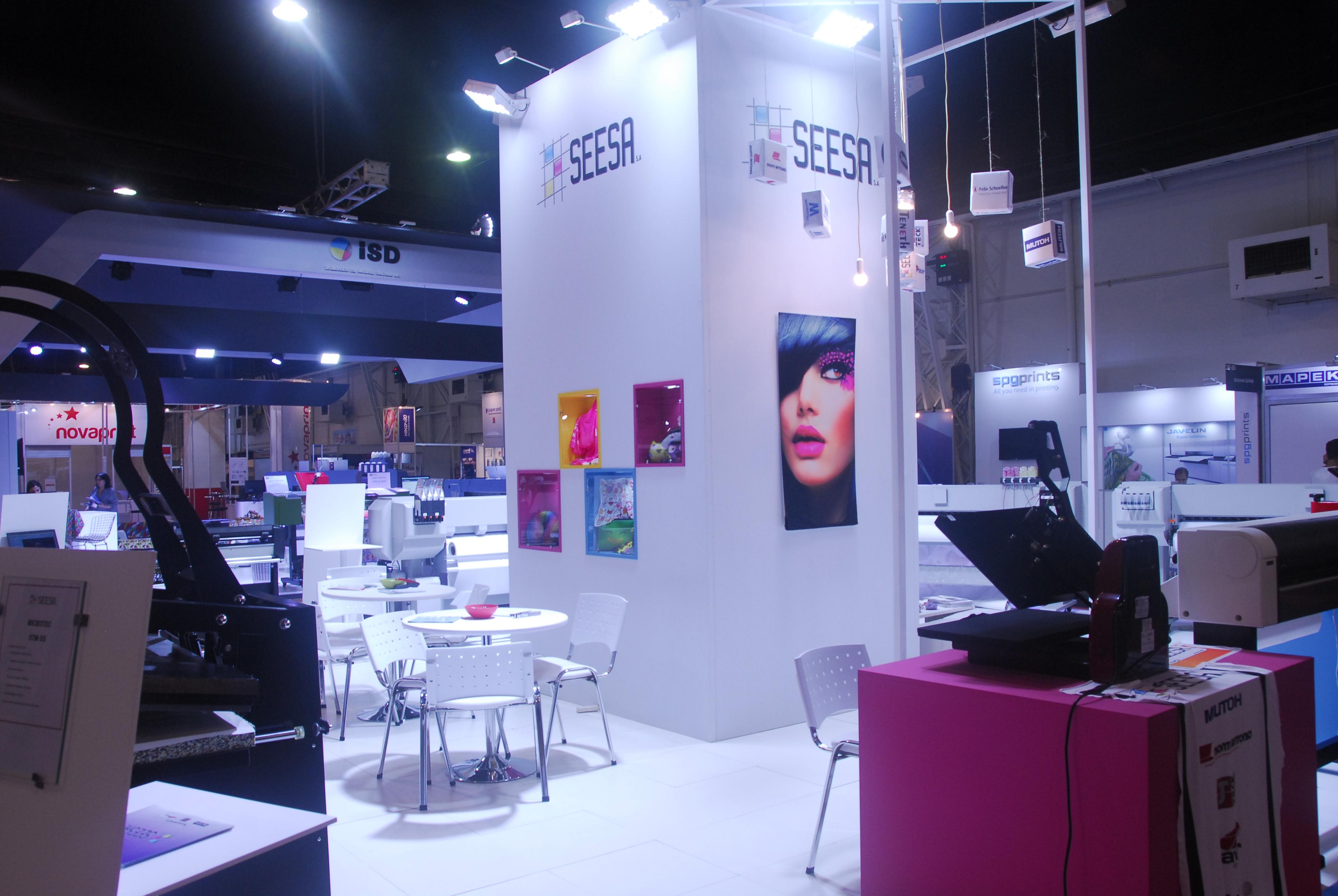 Seesa, Emitex 2018
