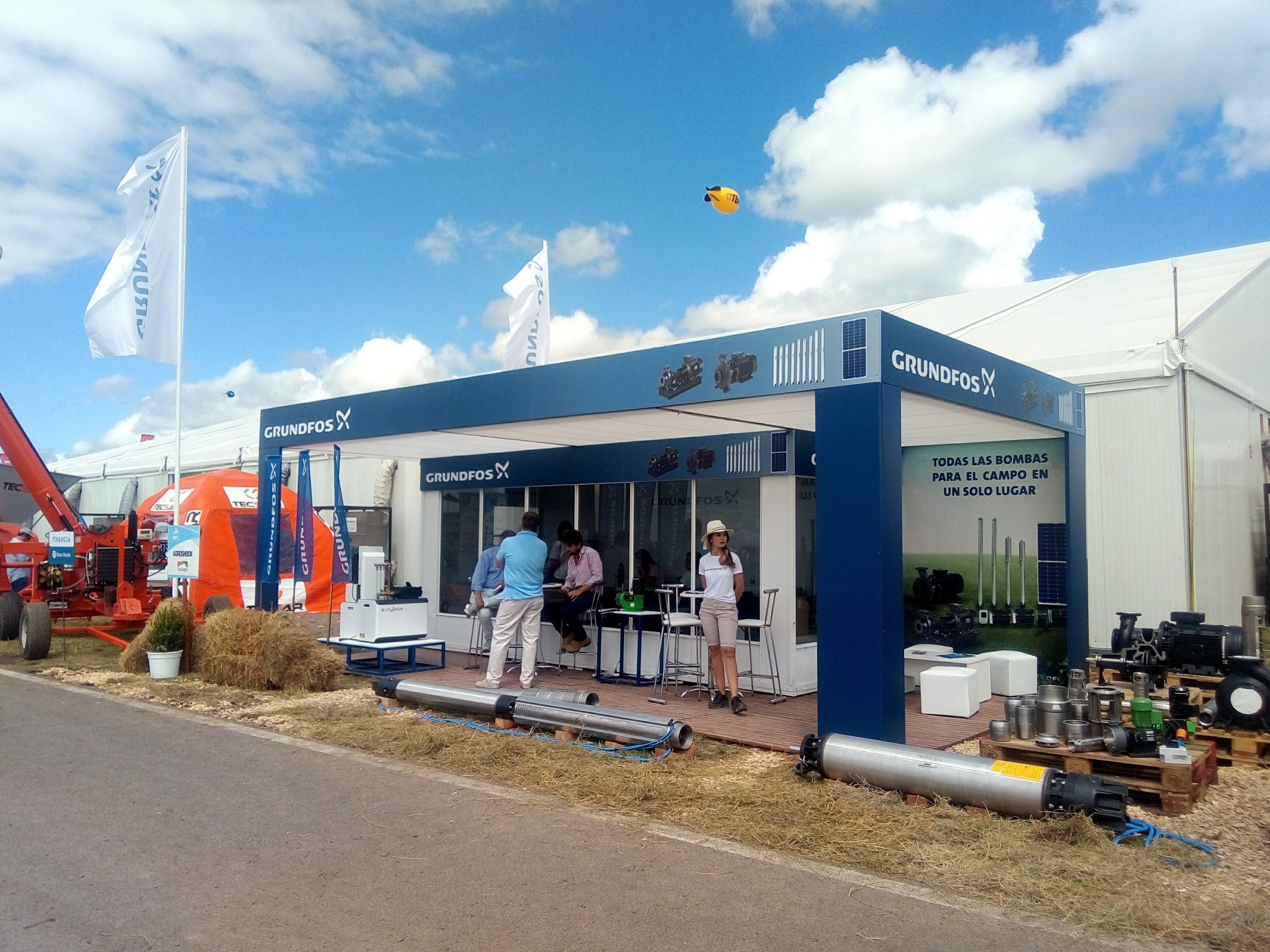 Grundfos - Expoagro 2019