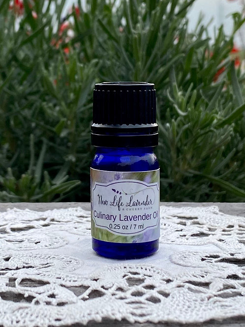 Culinary Lavender Essential Oil