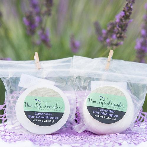 Lavender Bar Shampoo