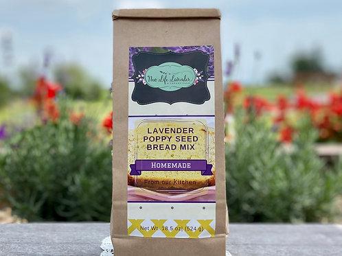 Lavender Poppy Seed Bread Mix