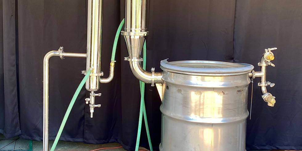 October 2 Distillation Demo