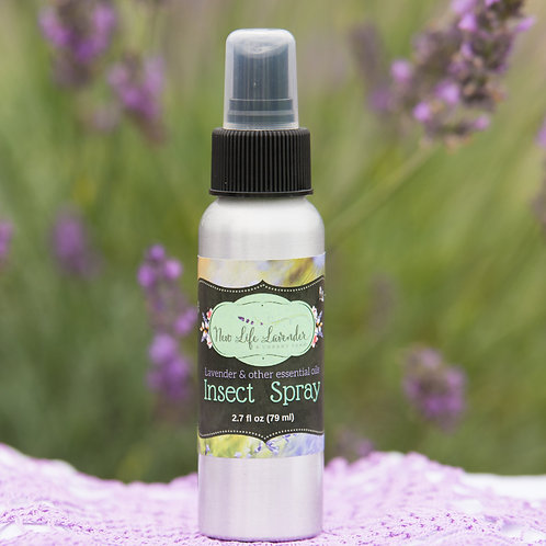 Lavender Insect Spray