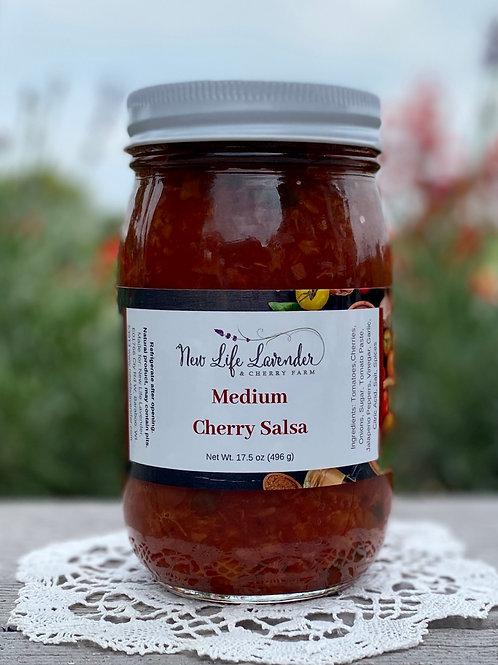 Medium Cherry Salsa