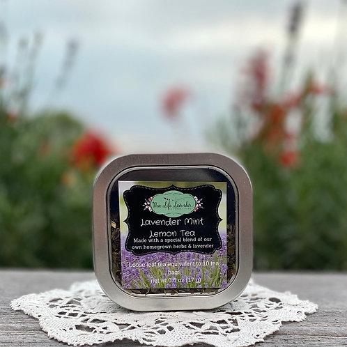Lavender Mint Lemon Tea (loose leaf)