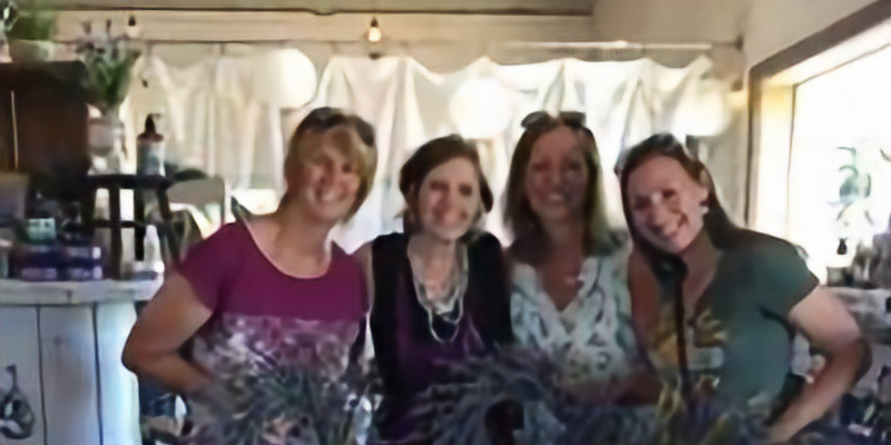 July 11 Lavender Wreath Making Class