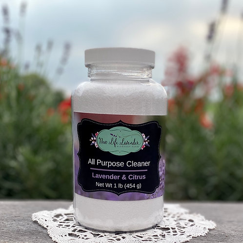 All Purpose Cleaner (Citrus & Lavender)