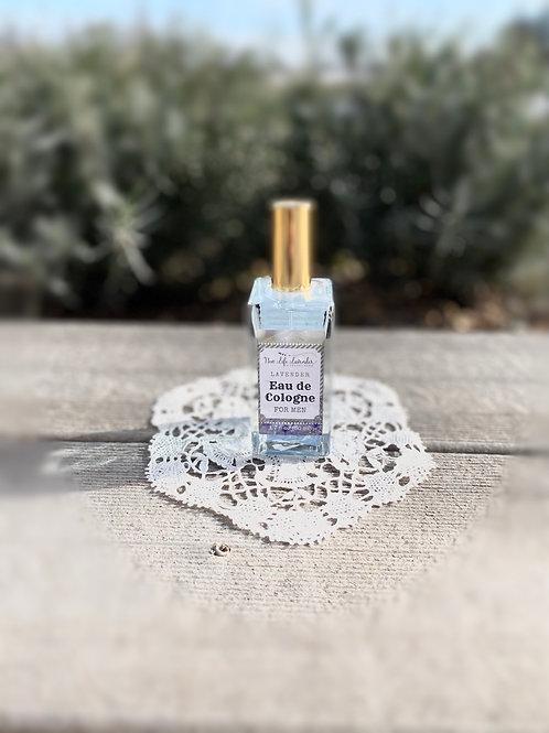 Lavender Eau de Cologne (for men)