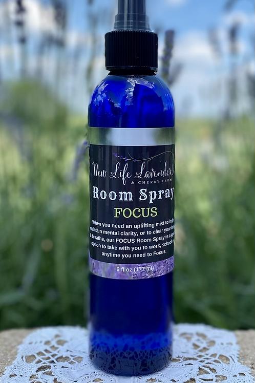 Focus Room Spray