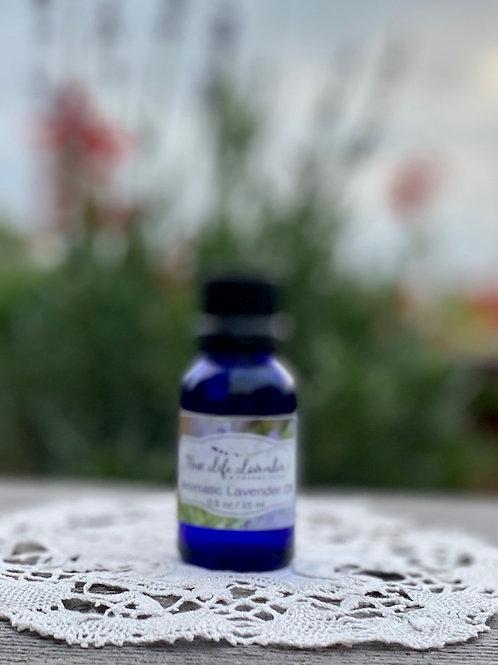 Lavender Aromatic Essential Oil 0.5 oz