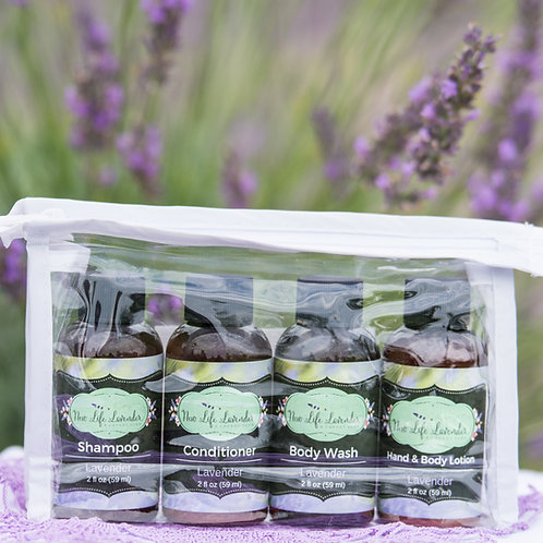 All Things Lavender Travel Set