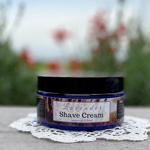 Lavender Shave Cream