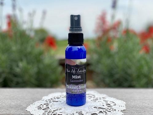 Travel sized Lavender Mist (2 oz)