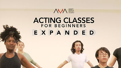 ACTING FOR BEGINNERS EXPANDED