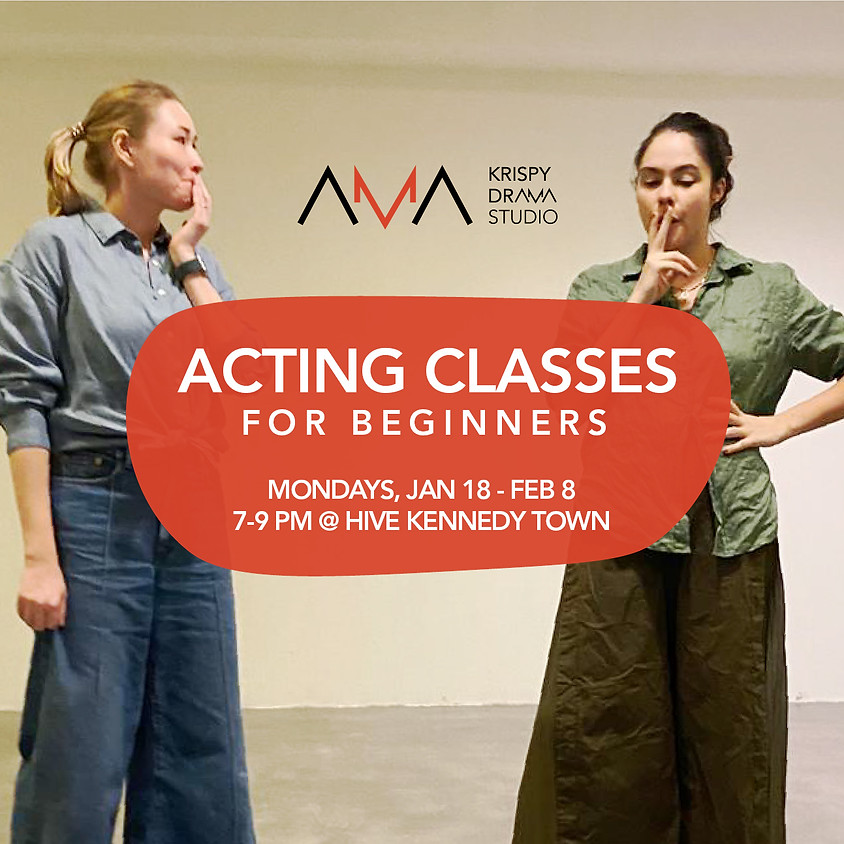 Acting Classes for Beginners
