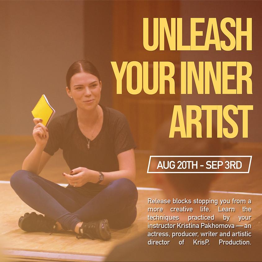 Unleash Your Inner Artist Course
