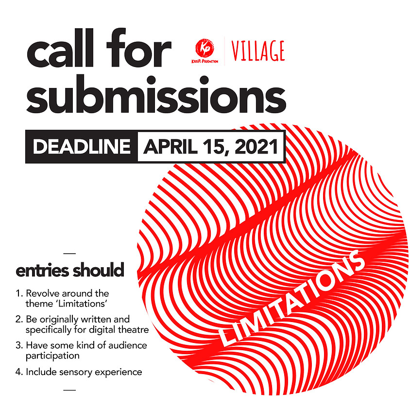 Call for Submissions for Village: Limitations