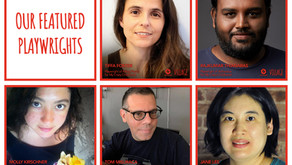 Meet The Playwrights of Our My Crazy Childhood Showcase
