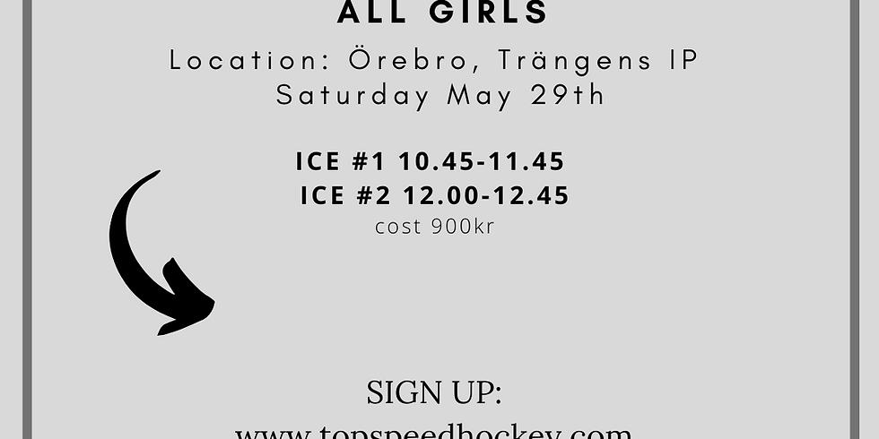 Örebro May 29th All Girls Skills