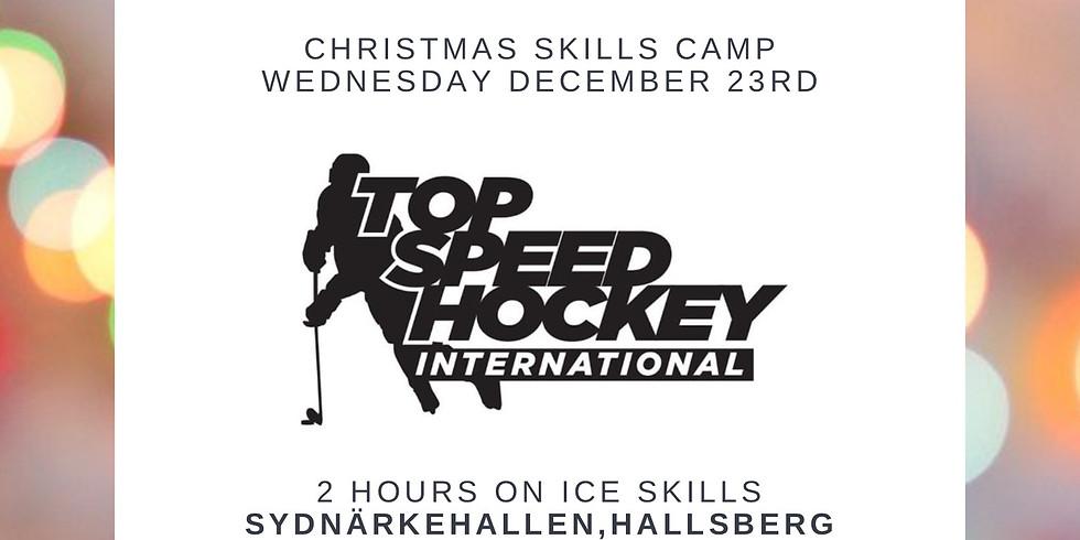 December 23rd 2020 Hallsberg Skills Camp