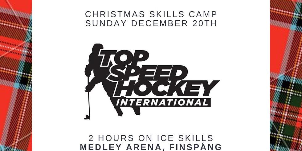 December 20th 2020 Finspång Skills Camp