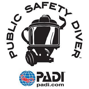 public safety diver logo