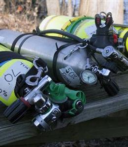 deep diver equipment
