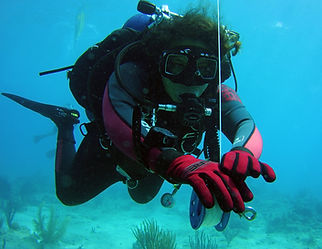 technical diver in st. croix
