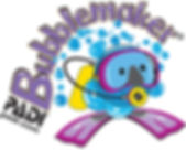padi bubble maker logo
