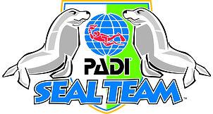 padi seal team logo