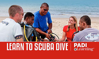 learn to scuba dive in St. Croix