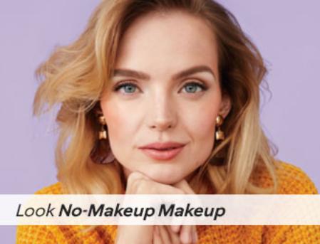 Look No-Makeup