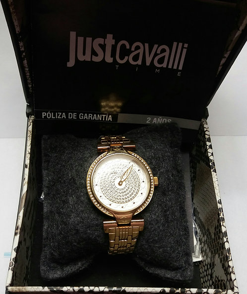 Reloj Just Cavalli Time con cristales