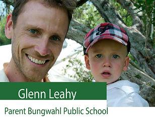Glenn Leahy testimonial