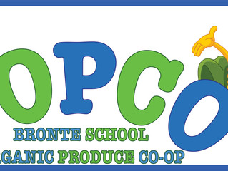 Meeting to setup a new Organic Co-op at Bronte School 3.15pm Thursday 30th June in the staffroom.