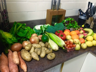 Swap your veggies at 3.45 - 4pm Thursdays with other members!