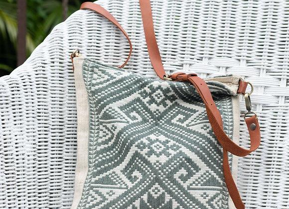 One-handle Square Bag, TAI LUE